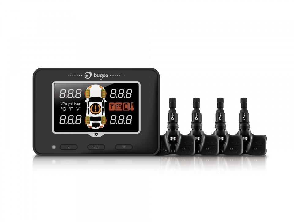 T1 胎內式胎壓監測器-高尚黑