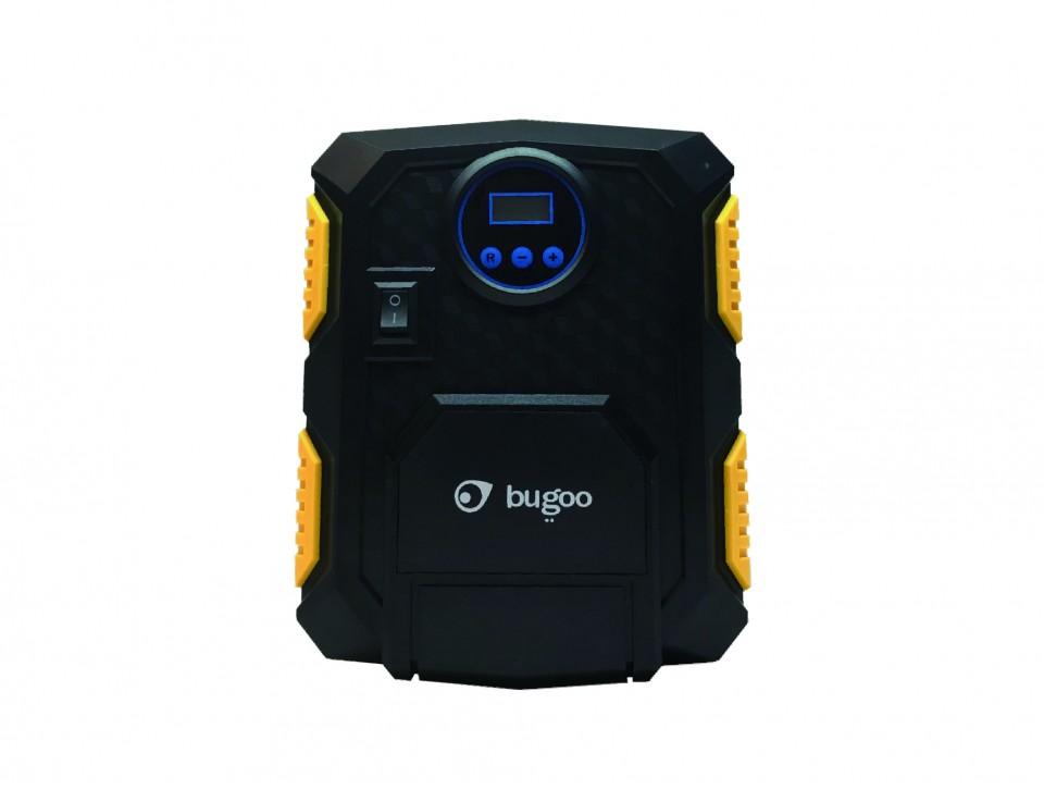 BUGOO車載數位顯示電子充氣泵