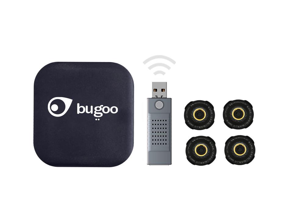 FreeGo1 轎車胎外式藍芽胎壓偵測器
