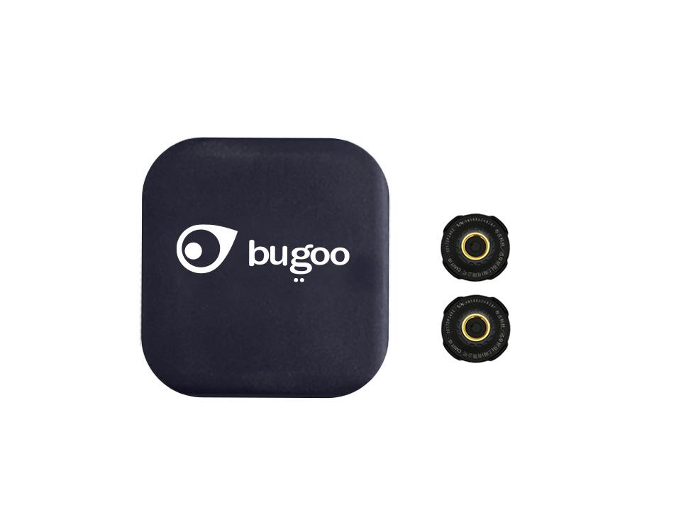 FreeGo1 摩托車胎外式藍芽胎壓偵測器
